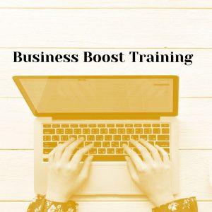 Kopie van Business Boost Training